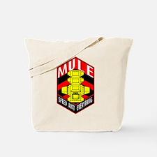 MulePatch Tote Bag