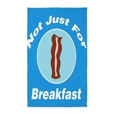 Not just for Breakfast 3'x5' Area Rug