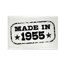 Made In 1955 Rectangle Magnet