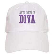 Auto Repair DIVA Baseball Cap