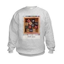"John Cage ""Alphabet"" Sweatshirt"