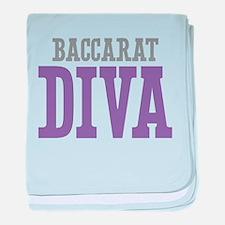Baccarat DIVA baby blanket