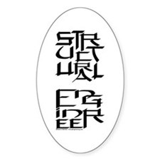 Structural Engineer Character Decal