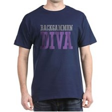 Backgammon DIVA T-Shirt