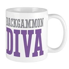 Backgammon DIVA Mug