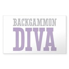 Backgammon DIVA Decal