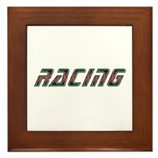 Racing Framed Tile