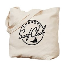 Lubbock Surf Club Tote Bag