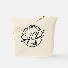 Lubbock Surf Club Tote Bag