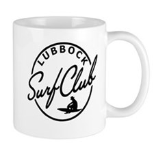 Lubbock Surf Club Mug