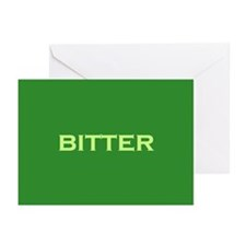 Bitter Greeting Cards (Pk of 20)