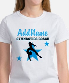 NUMBER 1 COACH Tee