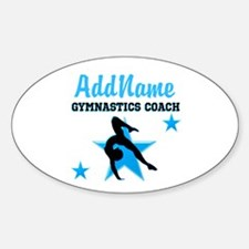 NUMBER 1 COACH Decal
