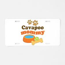 Cavapoo Aluminum License Plate