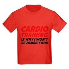 Cardio Training Zombie Food T