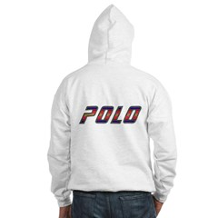 Polo Hooded Sweatshirt