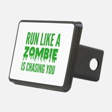 Run like a zombie is chasing you Hitch Cover