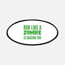 Run like a zombie is chasing you Patches
