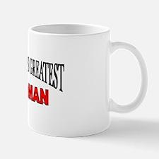 """The World's Greatest Yardman"" Mug"
