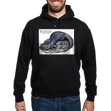 Blue-Spotted Salamander Hoodie