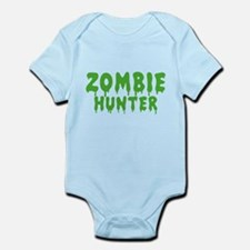 Zombie Hunter Infant Bodysuit