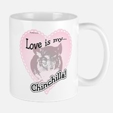 Chin Love Is Mug