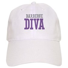 Barbeque DIVA Baseball Cap