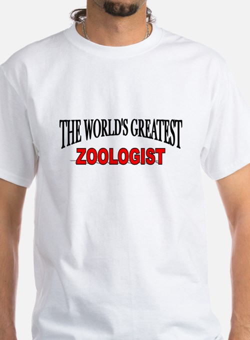 """The World's Greatest Zoologist"" Shirt"
