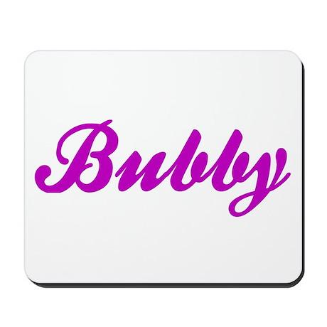 Bubby Mousepad