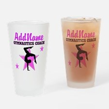 TOP COACH Drinking Glass