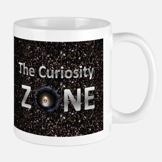 The Curiosity Zone Mug