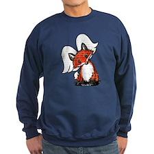 KiniArt Winged Fox Sweatshirt