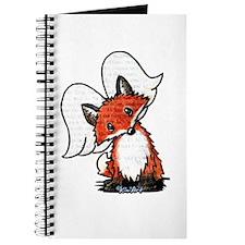 KiniArt Winged Fox Journal