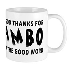 Sambo Martial Arts Designs Mug