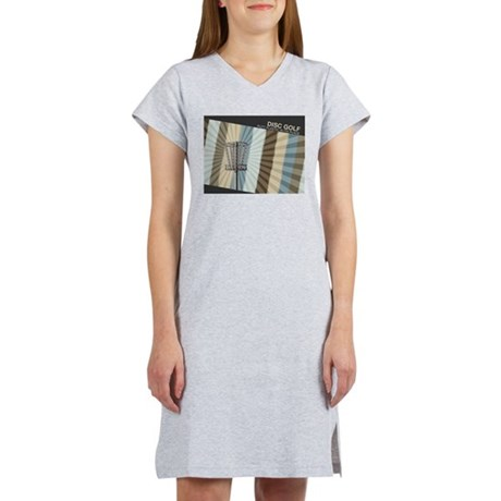 Putt Plastic In Its Place Women's Nightshirt