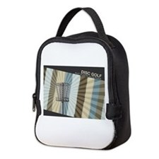 Putt Plastic In Its Place Neoprene Lunch Bag