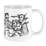 Funny Monsters Mug