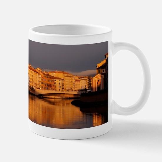 Glowing Pisa Mug