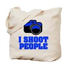 I Shoot People Tote Bag