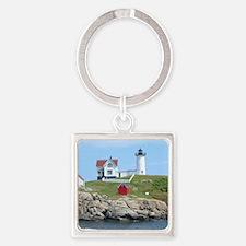 Nubble Lighthouse Keychains