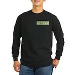 Chemistry Boobs Long Sleeve Dark T-Shirt