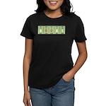 Chemistry Boobs Women's Dark T-Shirt