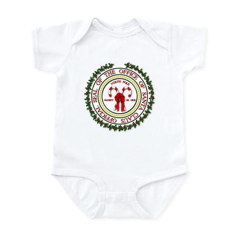 Office of Santa Infant Bodysuit