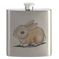 Wild Rabbit Flask