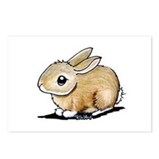 Wild Rabbit Postcards (Package of 8)