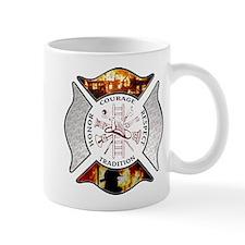 Maltese Cross Coffee Mug
