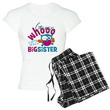 Big Sister - Owl pajamas