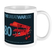 The Red Baron - Infographic Mug