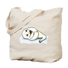 Seal Pup Tote Bag