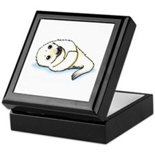 Seal Pup Keepsake Box